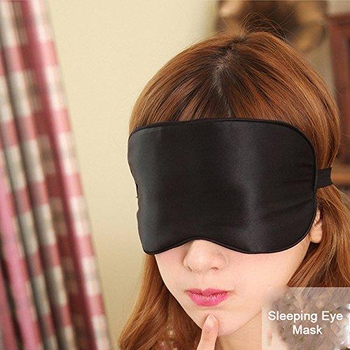 powerlead-pmsk-k002-natural-silk-sleep-mask-super-smooth-blindfold-eye-mask-premium-quality-blindfol