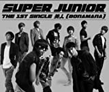 美人(BONAMANA) Korean Version-SUPER JUNIOR