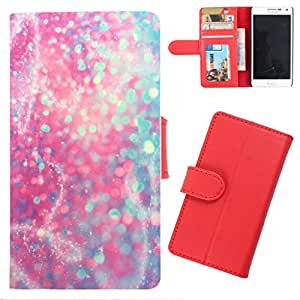 DooDa - For Lenovo S90 PU Leather Designer Fashionable Fancy Wallet Flip Case Cover Pouch With Card, ID & Cash Slots And Smooth Inner Velvet With Strong Magnetic Lock