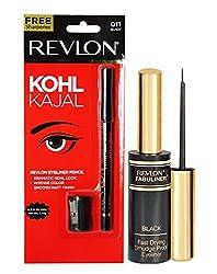 Revlon Blackest Black Eye Collection