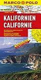 MARCO POLO Kontinentalkarte Kalifornien 1:800.000 (MARCO POLO Länderkarten)