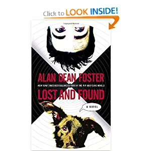 Lost and Found (Taken) - Alan Dean Foster