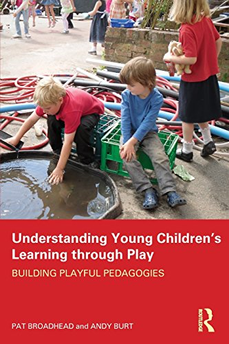 Understanding Young Children'S Learning Through Play: Building Playful Pedagogies front-772140