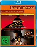 Best of Hollywood - 2 Movie Collector's Pack 46 (Die Maske des Zorro / Die Legende des Zorro) [Blu-ray]