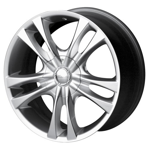Sacchi S2 220 Hyper Silver Wheel (16x7