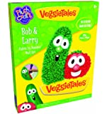 The Orb Factory VeggieTales PlushCraft Bob and Larry