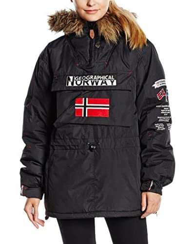 Geographical Norway Chaqueta Creek Negro mate