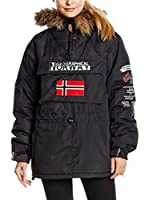 Geographical Norway Chaqueta Creek (Negro mate)