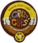 Crazy Cups Coffee, Bananas Foster Fla...