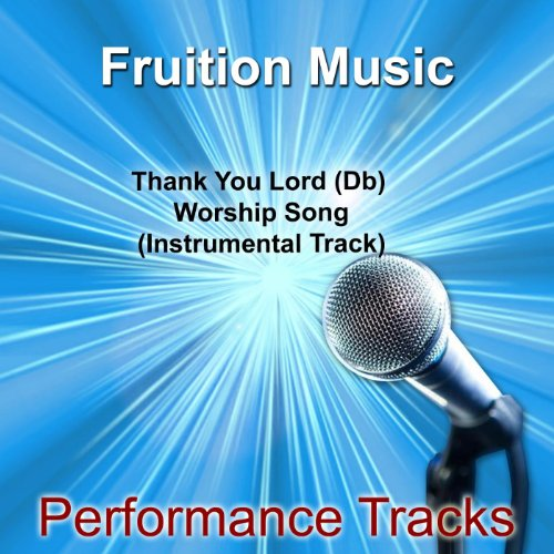 Thank You Lord (Db) [Worship Song] [Instrumental
