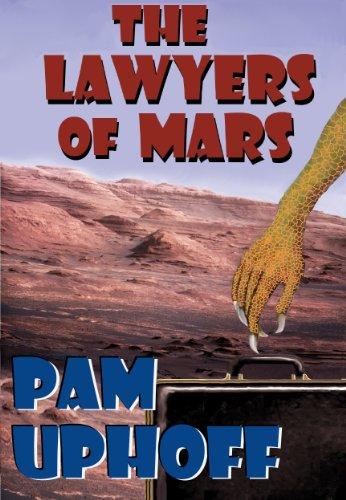 The Lawyers of Mars: Three Novellas PDF