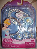 Disney Princess Jewelry Set - CINDERELLA
