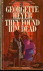 "Cover of ""THEY FOUND HIM DEAD"""