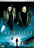 X-ファイル:真実を求めて (ディレクターズ・カット) [DVD]
