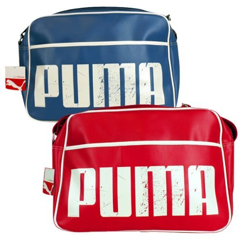Puma Originals Reporter Retro Record Messenger Bag Archive Vintage Laptop Style