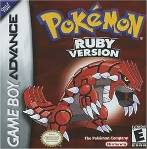 Pokémon version rubis