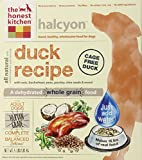 The Honest Kitchen Halcyon: Duck & Ancient Grains Dog Food, 4 lb