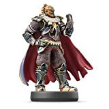 Amiibo Super Smash Bros. Ganondorf Figure for Nintendo Wii U / 3DS