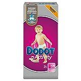 Dodot Activity - Pañales para bebé, talla 5 - 108 pañales