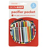 Skip Hop 500030 Pacifier Pocket Metro (Stripe)