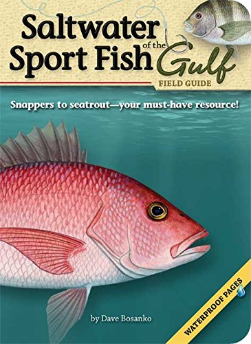 Saltwater Sport Fish of the Gulf Field Guide (Fish Identification Guides) (Fishes Of The Gulf Of Mexico compare prices)