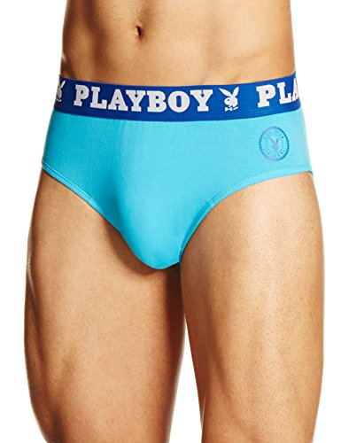 Playboy Playboy Men's Cotton Brief (Multicolor)