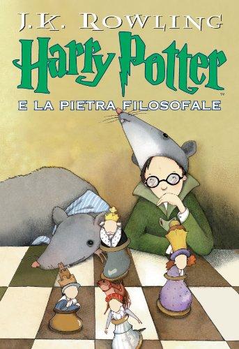 Harry Potter e la Pietra Filosofale Libro 1 PDF