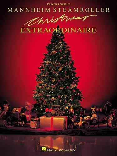 Mannheim Steamroller Christmas Extraordinaire Piano Solo PDF