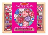 Sweet Hearts Bead Set hergestellt von Melissa & Doug