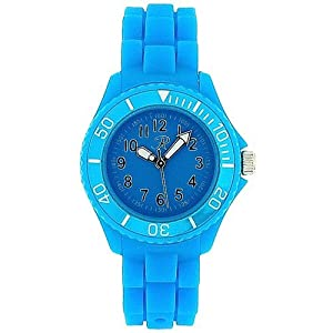 Reflex Children's Silicon Rubber strap Watch Blue