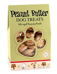 Too Good Gourmet Gourmet Dog Biscuits, Peanut Butter, 7 Ounce