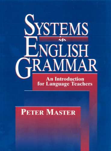 Systems in English Grammar: An Introduction for Language...