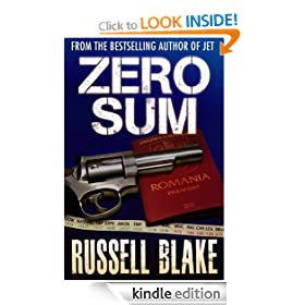 Zero Sum (Wall Street Conspiracy Thriller)