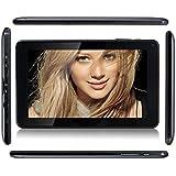 """JEJA 9"""" pouces Tablette PC Google Android 4.4 Kitkat DualCore8Go Dual Caméras ARMCortex-A7HDMIWiFi TFT LCD Capacitif Ecran Multi-Point ATM7021 Tablet PC Noir"""