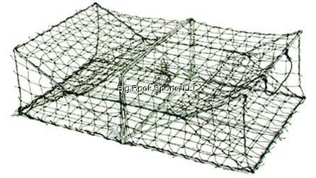 Collapsible Crab/fish/crawdad Trap