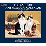 American Cat 2010 Wall Calendar ~ Inc. - Lang Lang Holdings