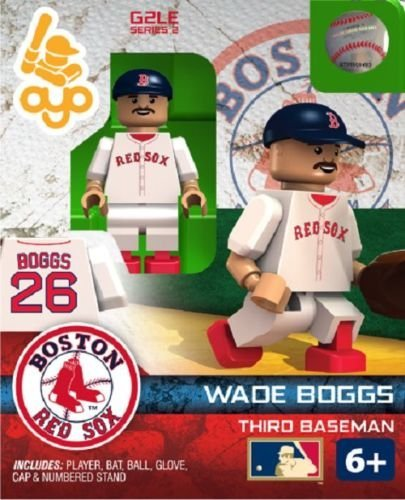 Wade Boggs OYO MLB HOF Boston Red Sox G2 Series 2 Mini Figure Limited Edition