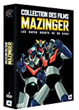 Mazinger : Collection des films...