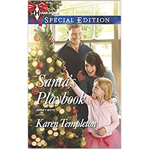 Santa's Playbook by Karen Templeton
