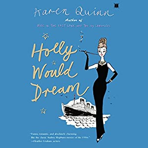 Holly Would Dream Audiobook