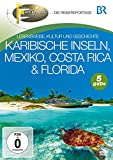 DVD Cover 'Karibische Inseln, Mexiko, Costa Rica & Florida [5 DVDs]
