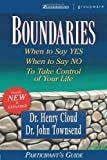Boundaries Participant's Guide (0310224535) by Cloud, Henry