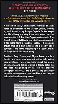 Bloodline (Sigma Force)Mass Market Paperback– March 26, 2013