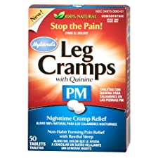 Hyland's Leg Cramps, PM, Tablets, 50 ct.