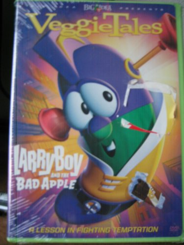 Veggie Tales: Larry Boy and the Bad Apple - DVD