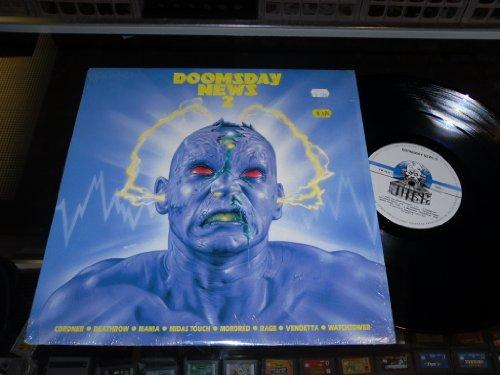 Coroner, Watchtower, Midas Touch, Deathrow.. / Vinyl record [Vinyl-LP]