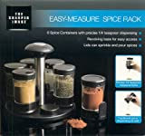 Easy-Measure Spice Rack by The Sharper Image