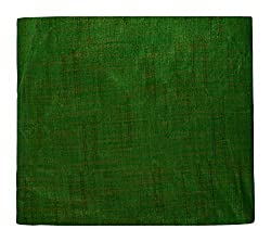 Raymond Men's Cotton Kurta Fabric (Green)