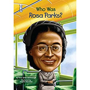Who Was Rosa Parks? Audiobook
