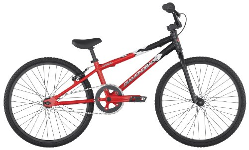 2013 Diamondback Nitrus Junior BMX Bike (Red, 20-Inch Wheels)